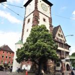 Das Freiburger Schwabentor